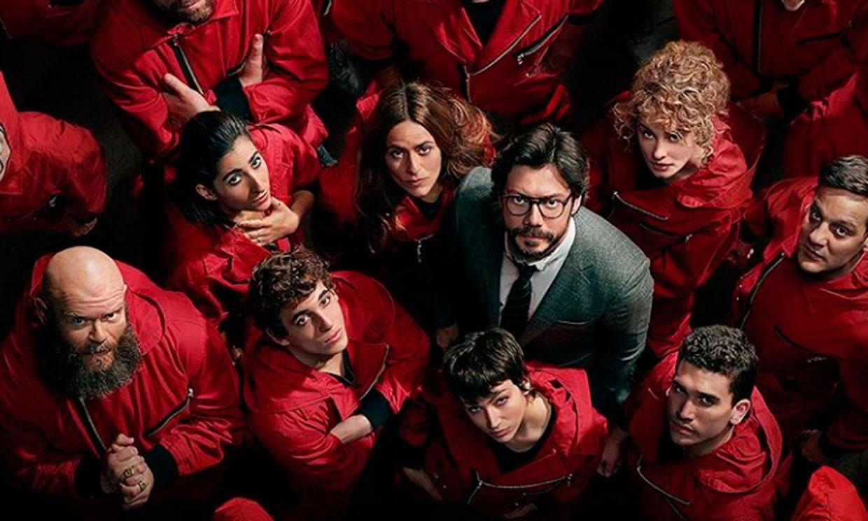 Los protagonistas de 'La Casa de Papel' revelan qué podemos esperar de la cuarta temporada
