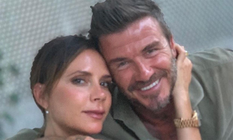 David y Victoria Beckham, separados de su hijo Brooklyn, 'atrapado' en Estados Unidos