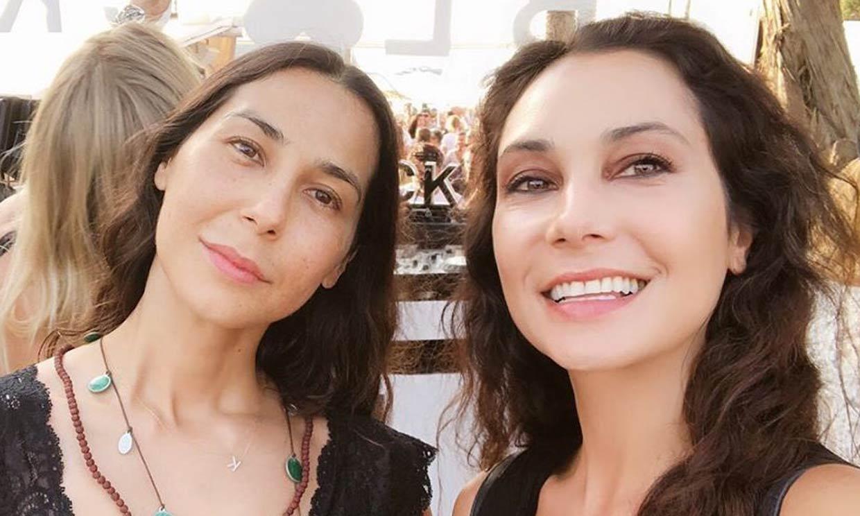 ¡Felicidad por partida doble! Las hermanas Cristina y Katy Sainz están embarazadas