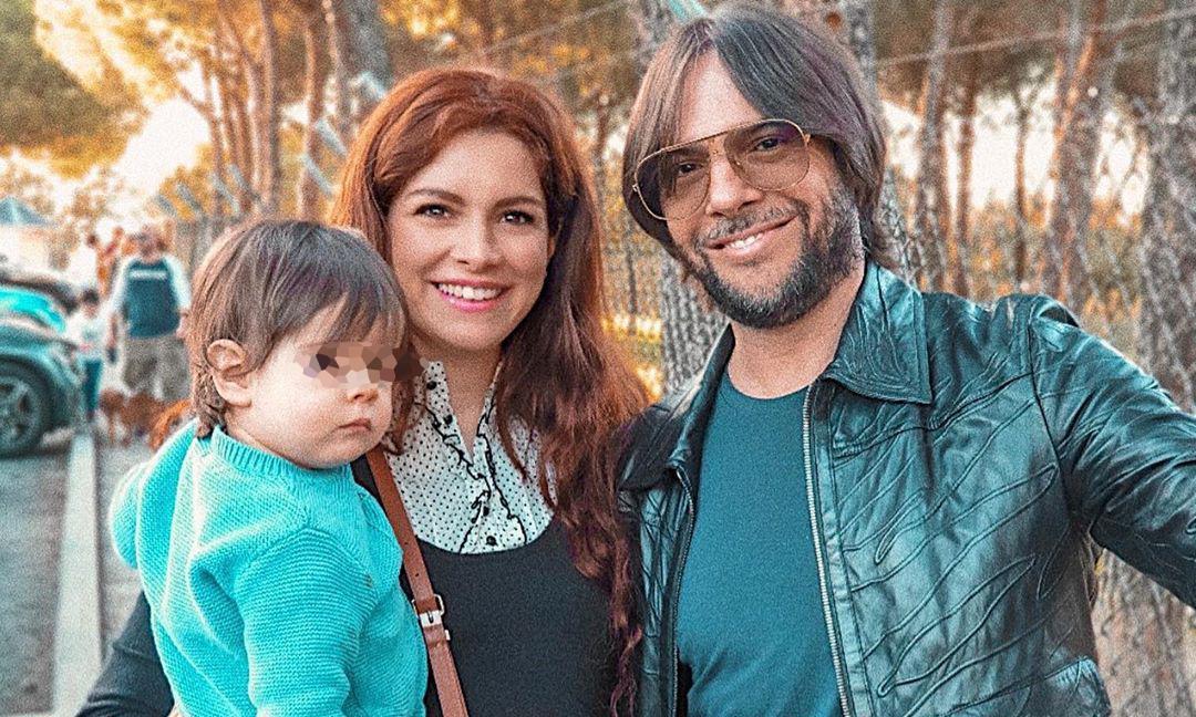 Joaquín Cortés y Mónica Moreno muestran emocionados los primeros pasos de su hijo Romeo