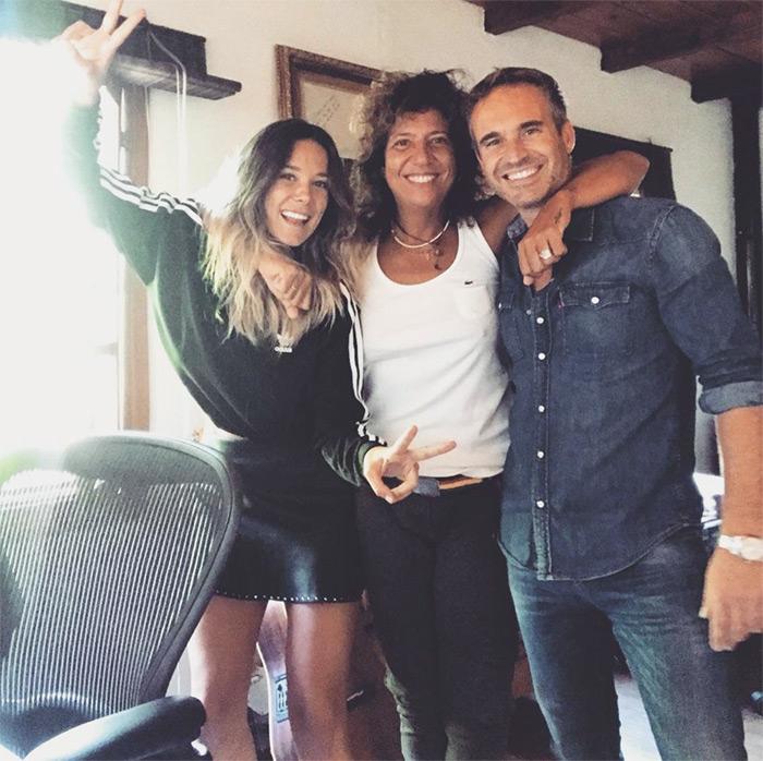 Lorena Gómez elige como madrina artística de su bebé a esta conocida cantante