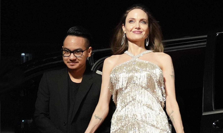 Todos juntos de nuevo: Maddox regresa a casa con Angelina Jolie y sus hermanos
