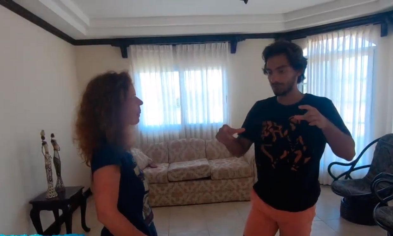 Una vez repatriados, Vicky Larraz y Alejandro Reyes cuentan su periplo para volver a España