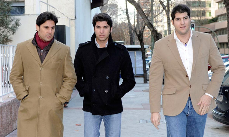 El motivo por el que Julián Contreras ha contactado con sus hermanos, Francisco y Cayetano