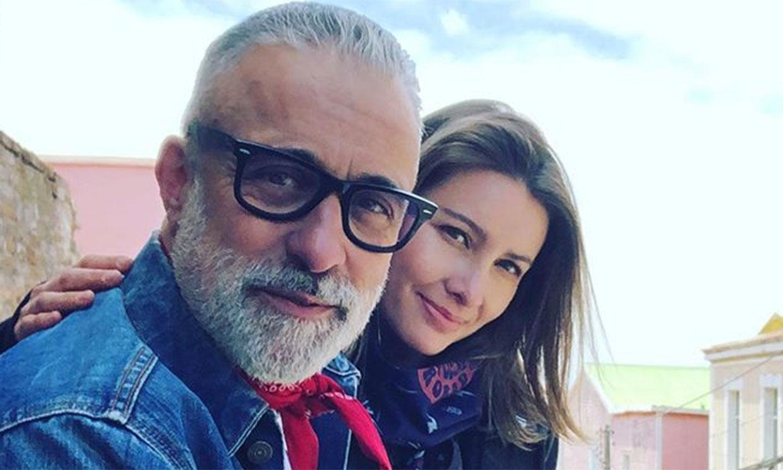 El chef Sergi Arola, de nuevo enamorado: 'Eres mi alma gemela'