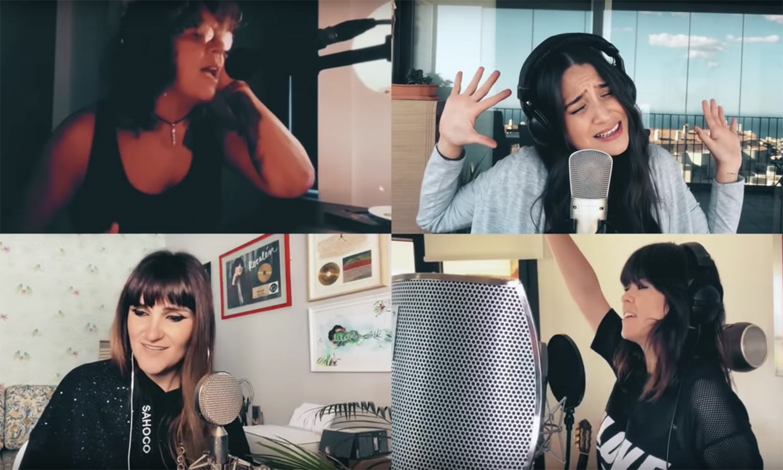 Más de 50 artistas se unen para grabar