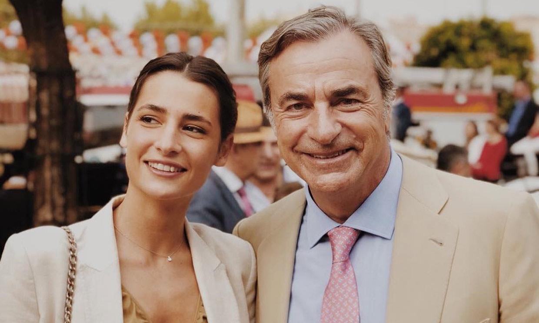 Carlos Sainz, un 'padre contento y orgulloso' en el 22º cumpleaños de su hija Ana