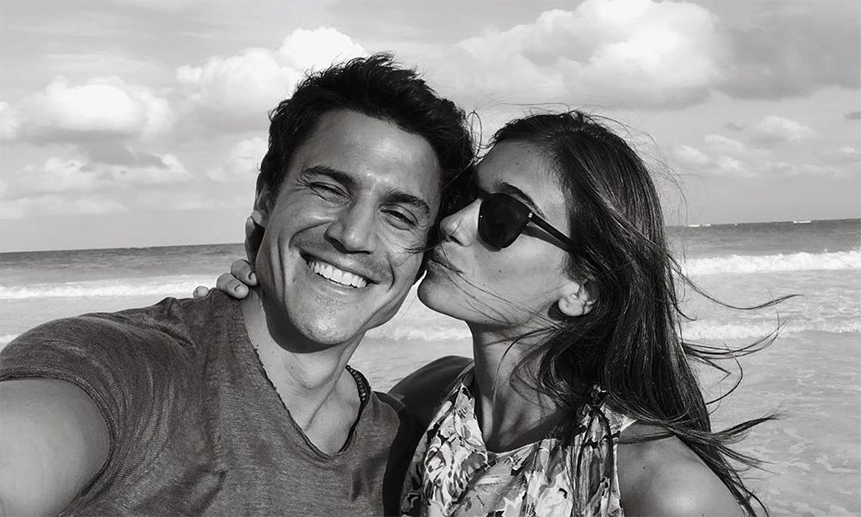 Blanca Rodríguez muestra lo 'afortunada' que es junto a Álex González con esta romántica foto