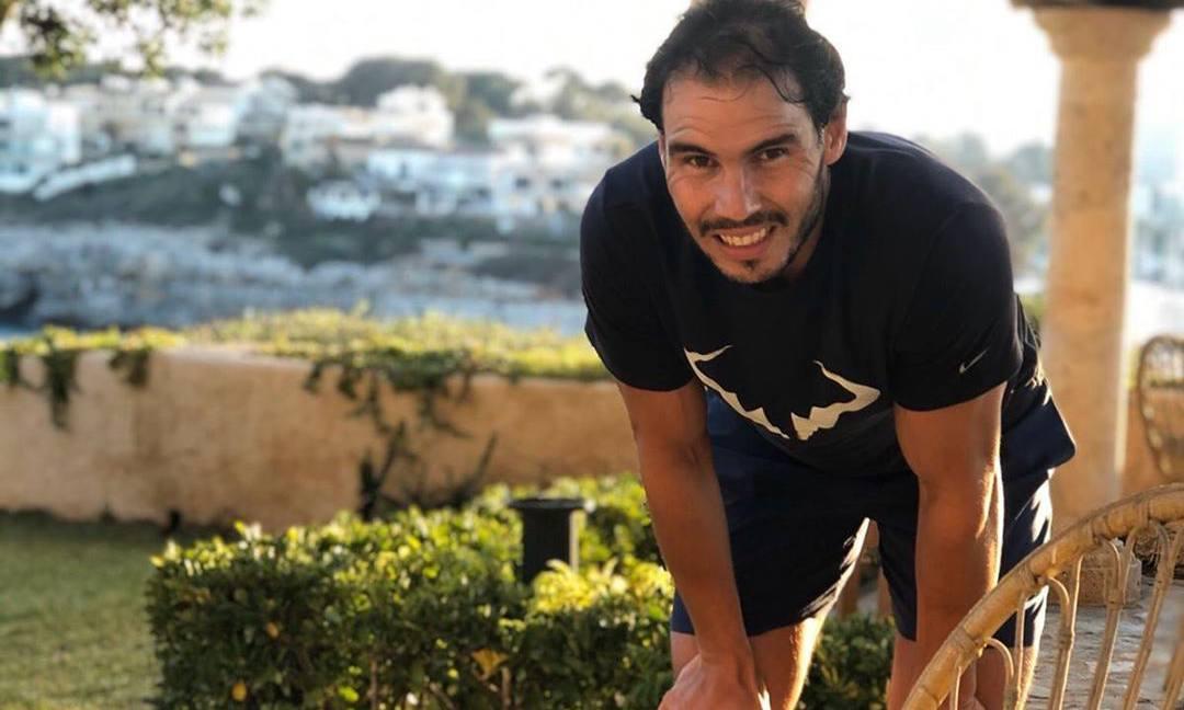 El gimnasio, la cocina, la terraza: Rafael Nadal muestra su casa de Mallorca