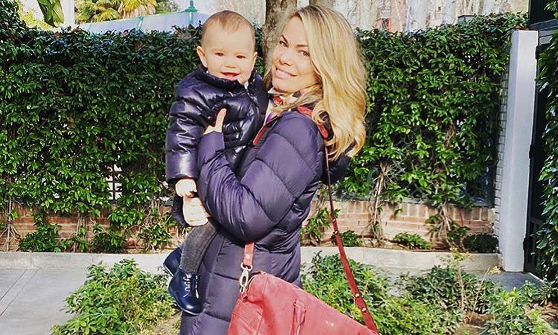 Beltrán, el hijo pequeño de Carla Goyanes, cumple 10 meses y lo celebra con ¡sus primeros pasitos!