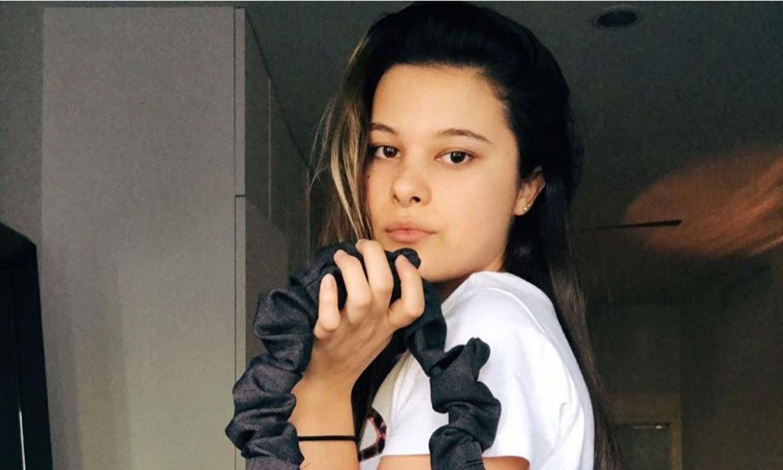El debut como diseñadora de Manuela, la hija de Alejandro Sanz y Jaydy Michel