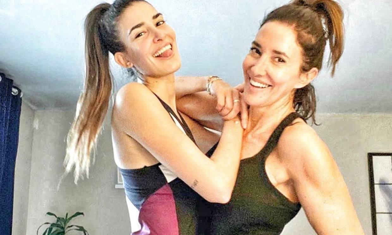 ¿Quién lo hace mejor? Mar Saura, Elsa Anka o Jessica Alba bailan con sus hijas en un nuevo reto viral