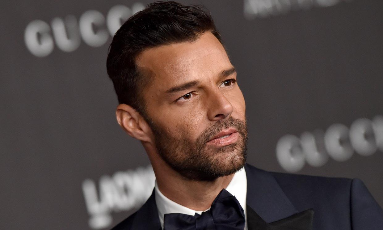 Ricky Martin abre su álbum personal para presumir de Renn, su cuarto hijo