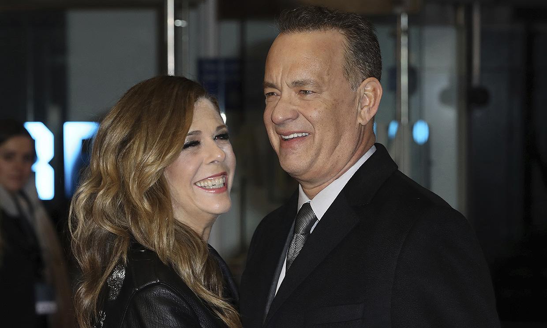 Rita Wilson revela la difícil conversación que tuvo con Tom Hanks cuando temió por su vida