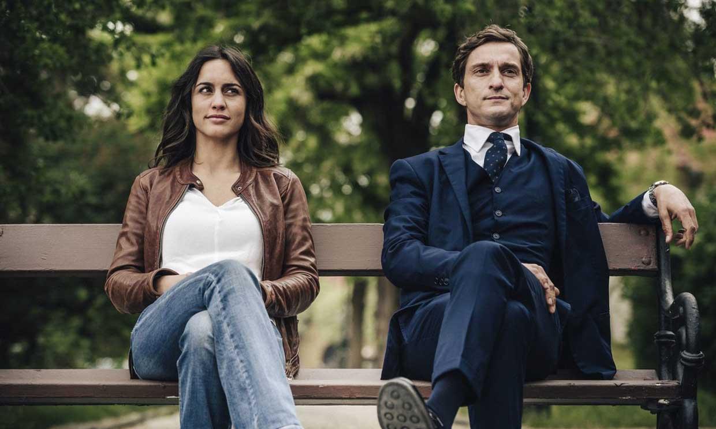 'Lejos de ti', así es la serie italiana de Megan Montaner