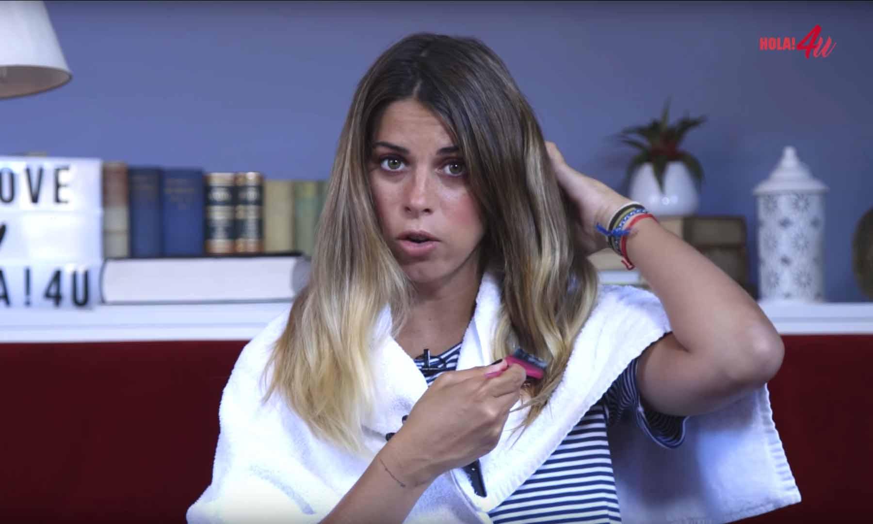 Aprende a preparar tu propia mascarilla casera para el pelo con Marta Riumbau