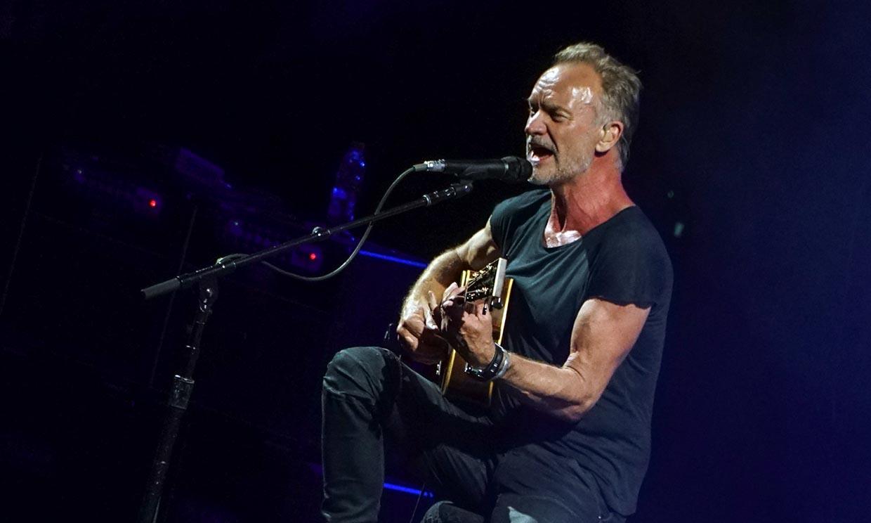 Sting convierte el gran éxito de The Police, 'Don't Stand So Close to Me', en himno contra el Covid-19