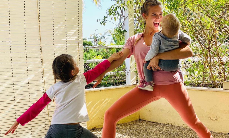 Un momento mágico: Patricia Montero comparte orgullosa los primeros pasos de su pequeña Layla