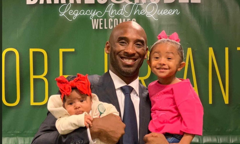 El regalo de Pascua que ha devuelto la sonrisa a las hijas pequeñas de Kobe Bryant
