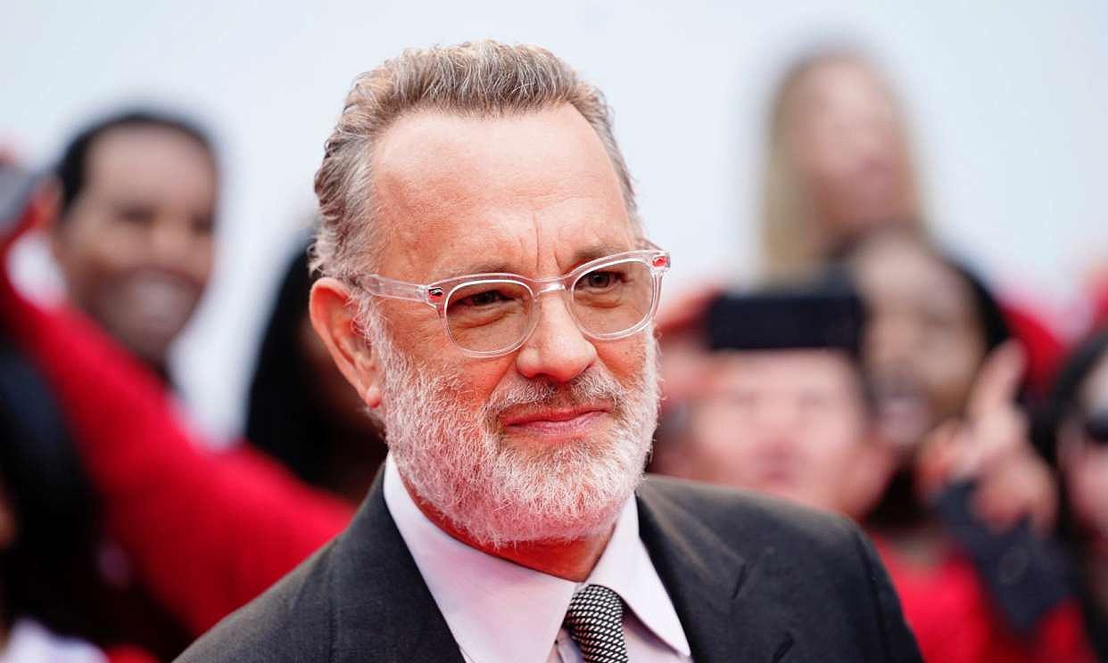 Tom Hanks vuelve al trabajo tras recuperarse de coronavirus