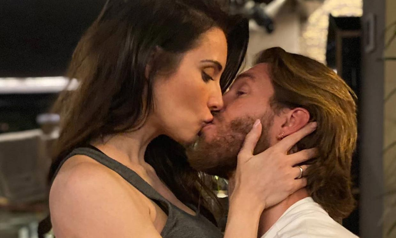 Pilar Rubio y Sergio Ramos comparten su momento más romántico