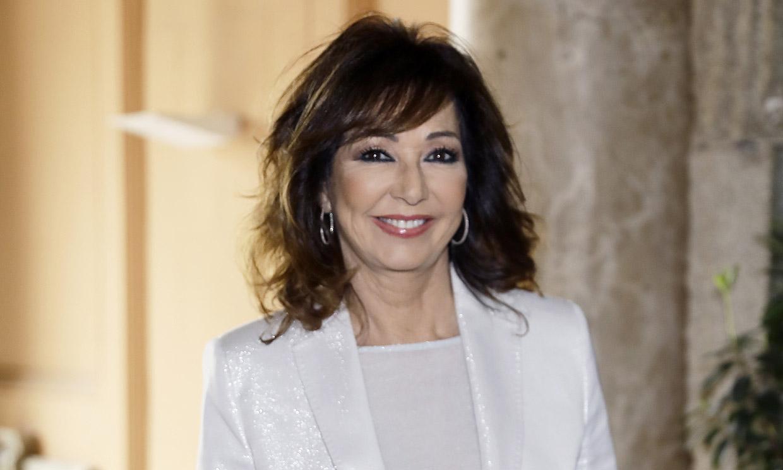 Ana Rosa envía un mensaje de ánimo al periodista José María Calleja, infectado por coronavirus
