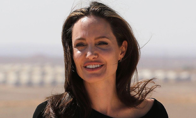 Angelina Jolie cuenta la experiencia que le cambió la vida tras derramar muchas lágrimas