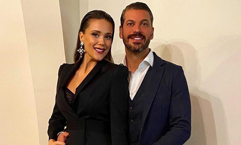 Lorena Gómez y René Ramos han sido padres de su primer hijo en común