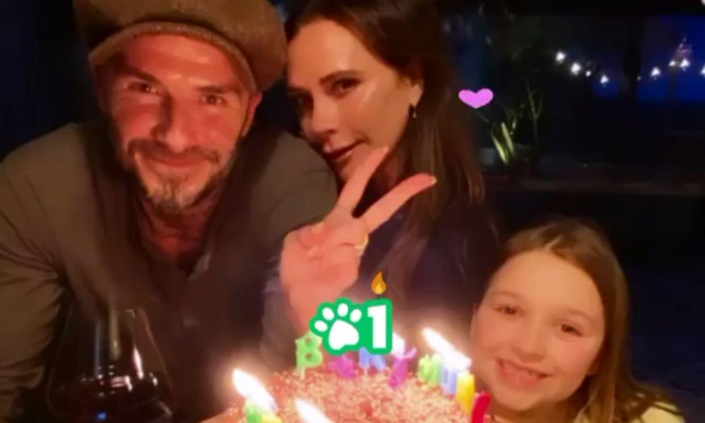 Victoria Beckham celebra su 46 cumpleaños con una 'fiesta virtual'