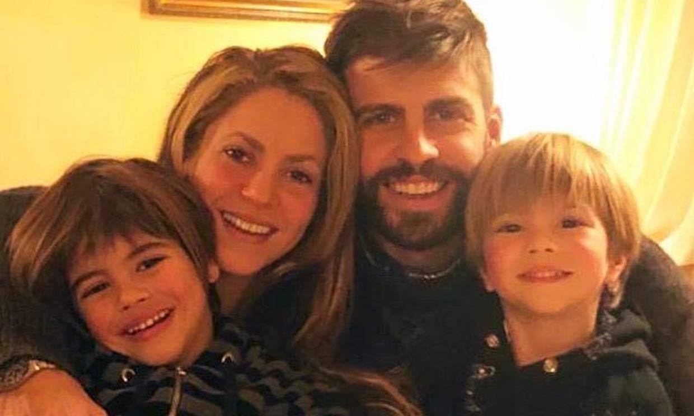 El poema con el que Milan, el hijo de Piqué y Shakira, ha sorprendido a su papá