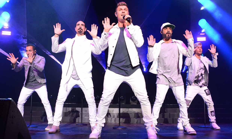 ¡Pura nostalgia! La foto de los Backstreet Boys con la que han celebrado sus 27 años en música