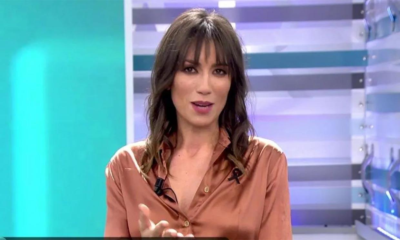 Patricia Pardo vuelve al plató tras 44 días para sustituir a Ana Rosa Quintana