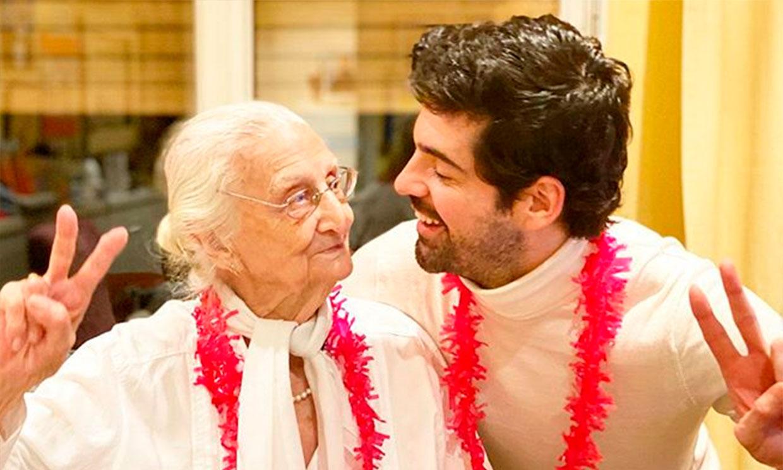 ¡Una 'historia de amor' a primera vista! El encuentro de José Coronado y la 'tata' de Miguel Ángel Muñoz