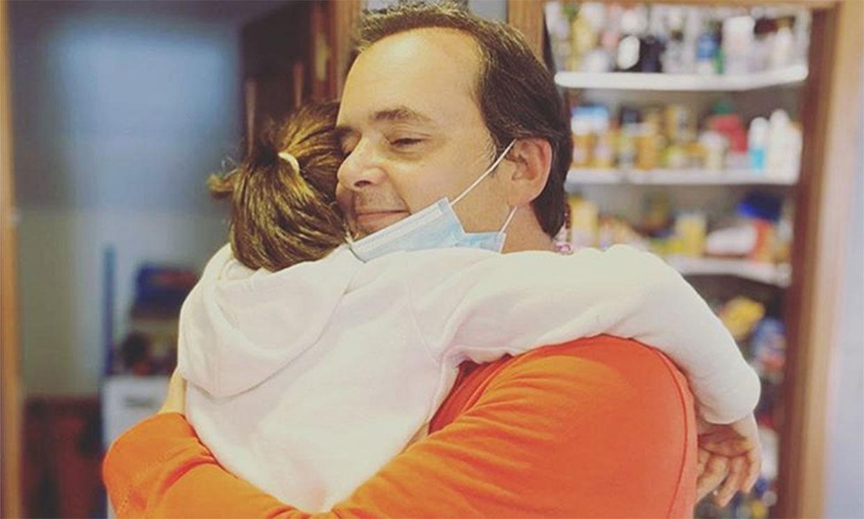 La emoción del hermano de Shaila Dúrcal tras vencer al coronavirus