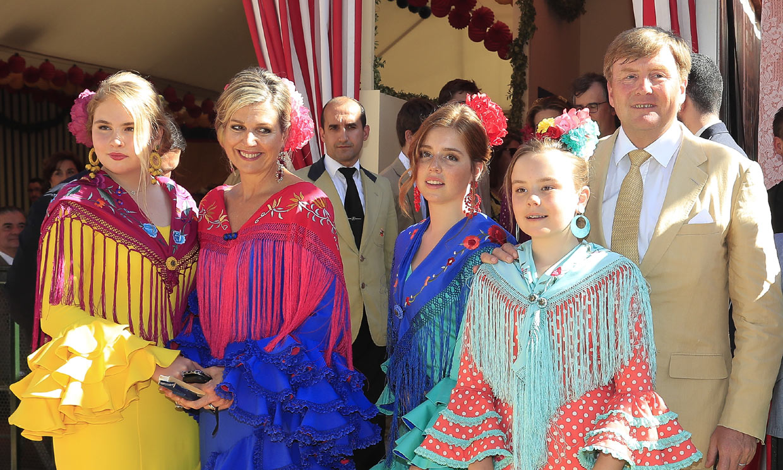 Grandes imágenes para el recuerdo de la Feria de Abril