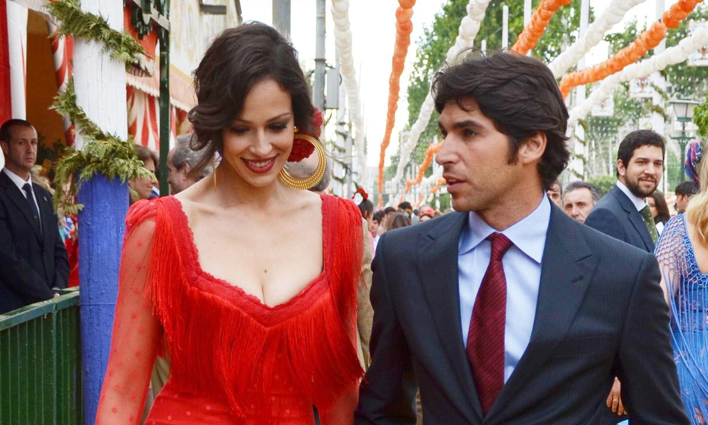 Eva González y Cayetano Rivera disfrutan de la Feria de Abril... ¡sin salir de casa!