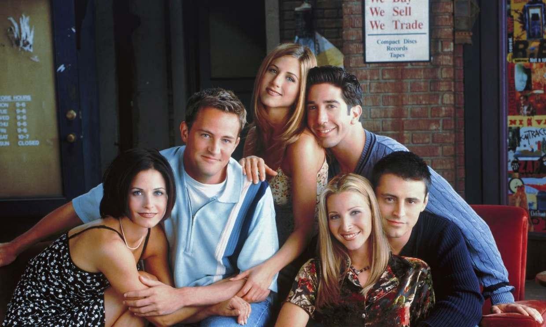 ¿Qué personaje de 'Friends' es el que más sale en pantalla? Este algoritmo tiene la respuesta