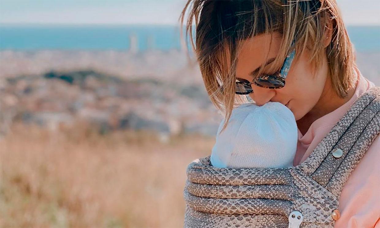 Laura Escanes muestra la contagiosa y adorable risa de su hija Roma