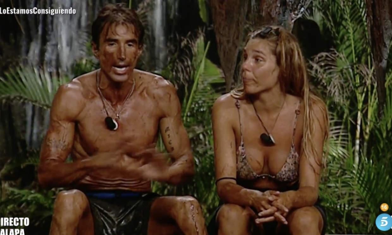 Lluvia de reproches entre Hugo e Ivana por los motivos de la ruptura