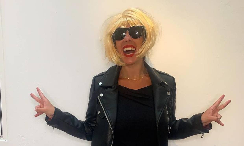 'Panto Newton-John': El divertido homenaje de Anabel Pantoja a la protagonista de 'Grease'