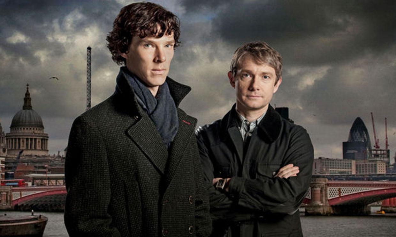 'Sherlock', esa serie excepcional más allá de Benedict Cumberbatch