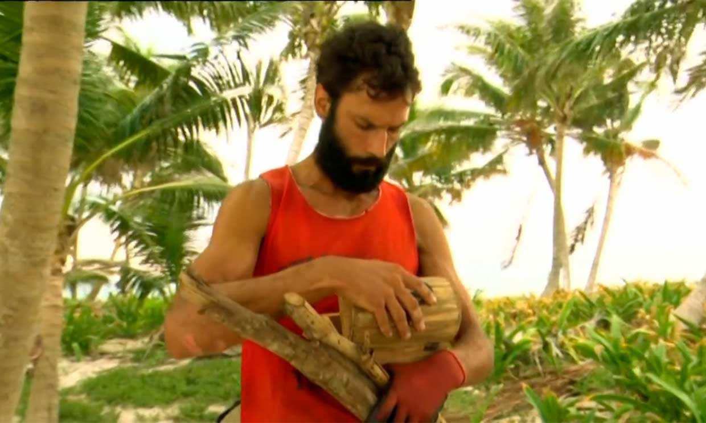 '¡Tachán!', Jorge encuentra un sorprendente 'tesoro' en la isla