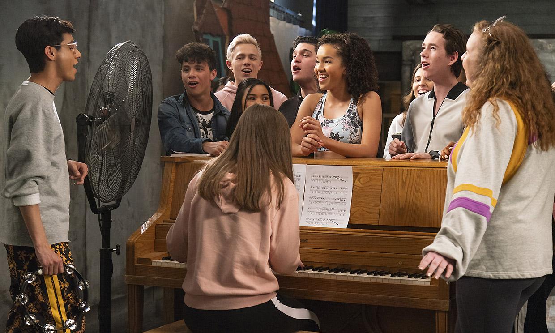 'High School Musical: El Musical: La serie', fantasía 'millennial' protagonizada por la Generación Z