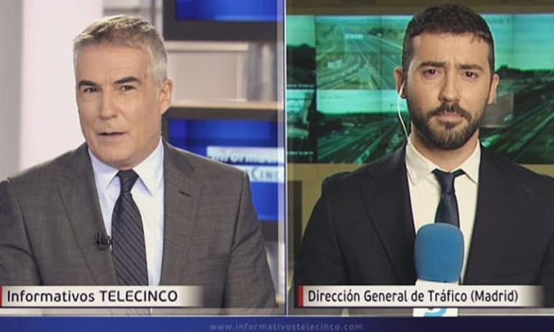 David Cantero, sobre su hijo, el periodista Álvaro Berro: 'No es un enchufado'
