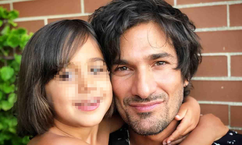 Hugo Salazar y su hija de cinco años, juntos en una canción llena de optimismo