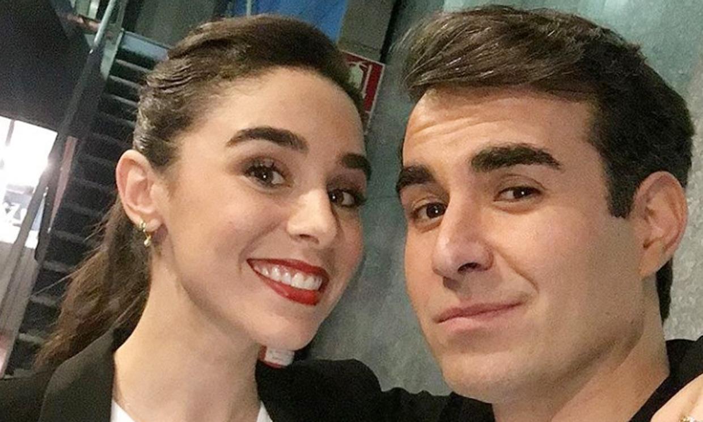 Candela Serrat felicita a Daniel Muriel en su último cumpleaños antes de ser papá