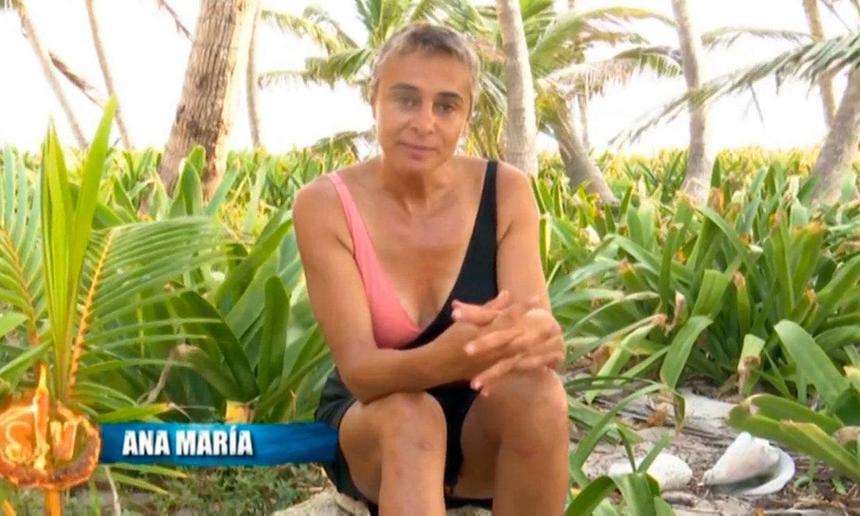 Ana María Aldón discute con Hugo por la pesca: '¡Casi me ahogo!'