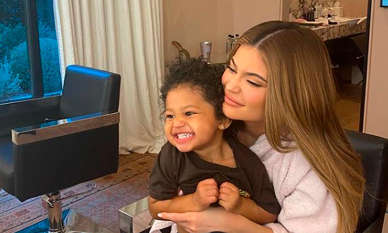 Kylie Jenner pone un complicado reto a su hija Stormi, ¿pasará la prueba?
