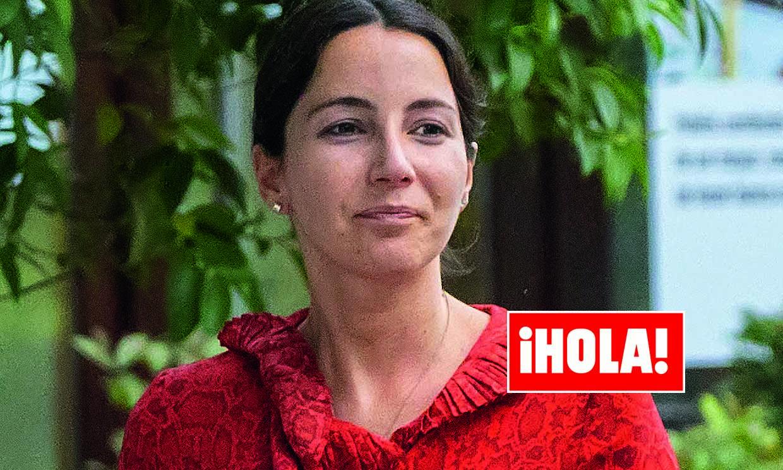 En ¡HOLA!, Alejandra Romero, duquesa de Suárez, espera una niña que se llamará Mariam
