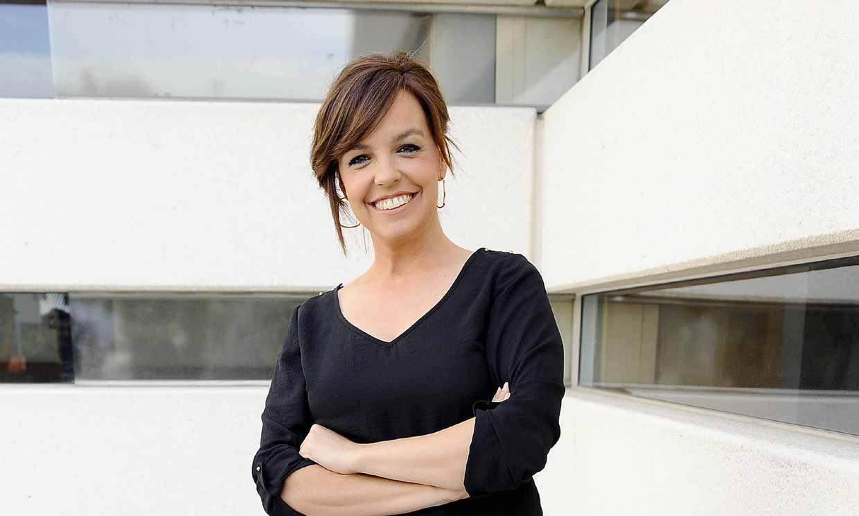 Cristina Villanueva, periodista todoterreno, escritora... y madre por partida doble